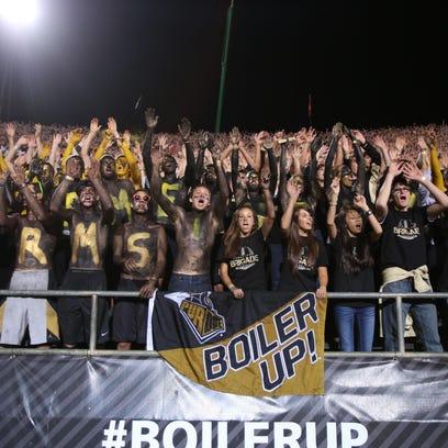 Purdue, Notre Dame adjust football series