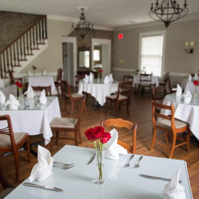 Historic Old Stone Inn revitalized by Kayrouz Café owner and chef