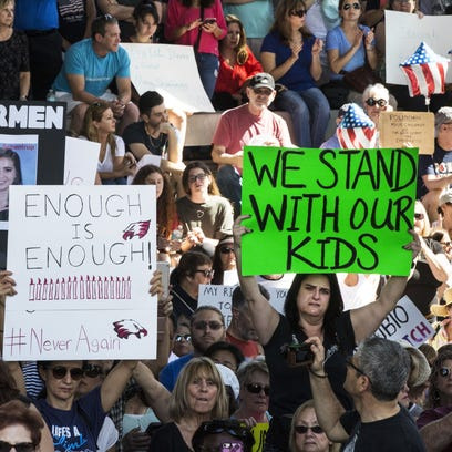 This is not a drill: Youths urge us to address crisis of mass shootings