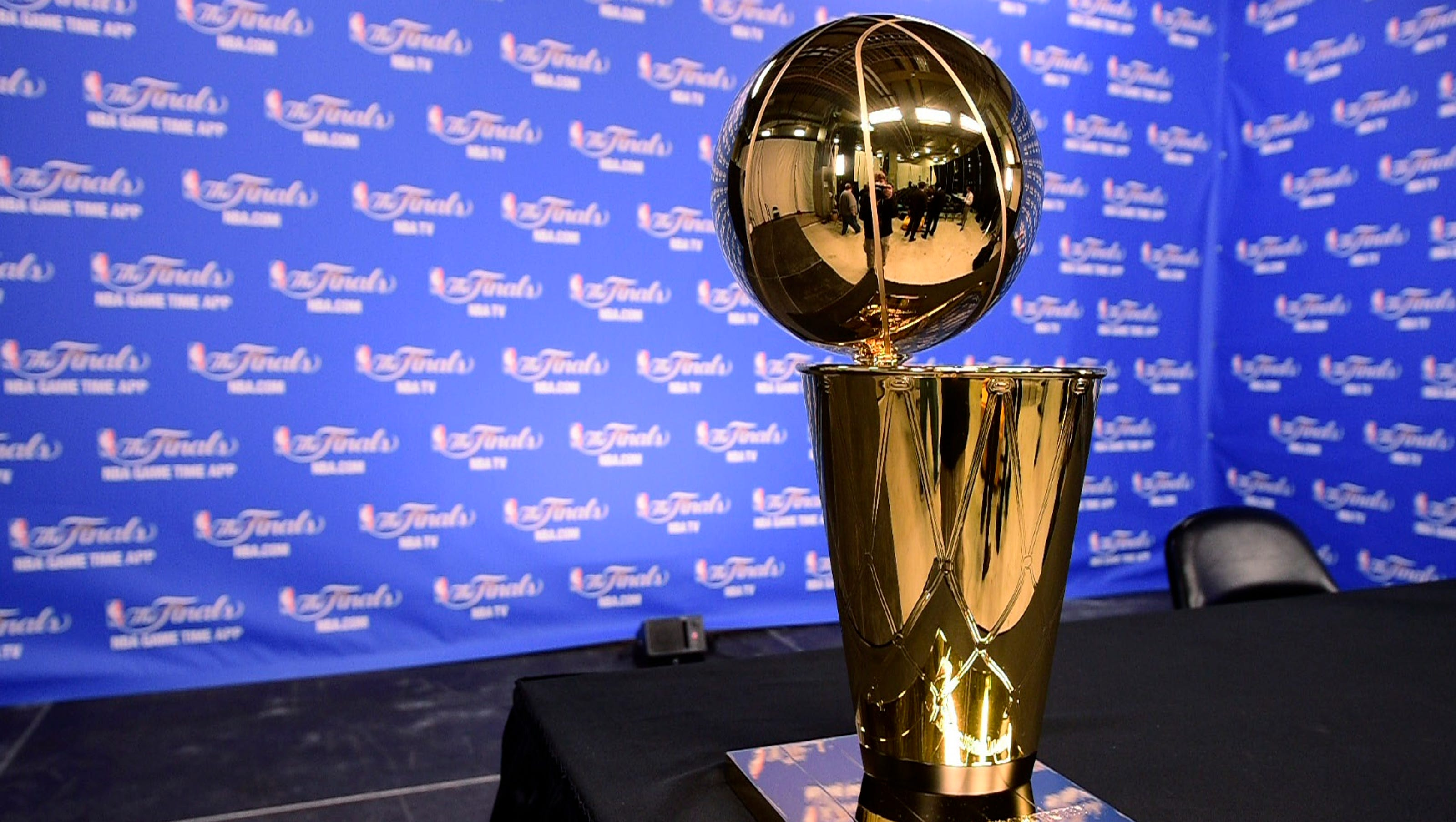 2015 NBA Finals, series results
