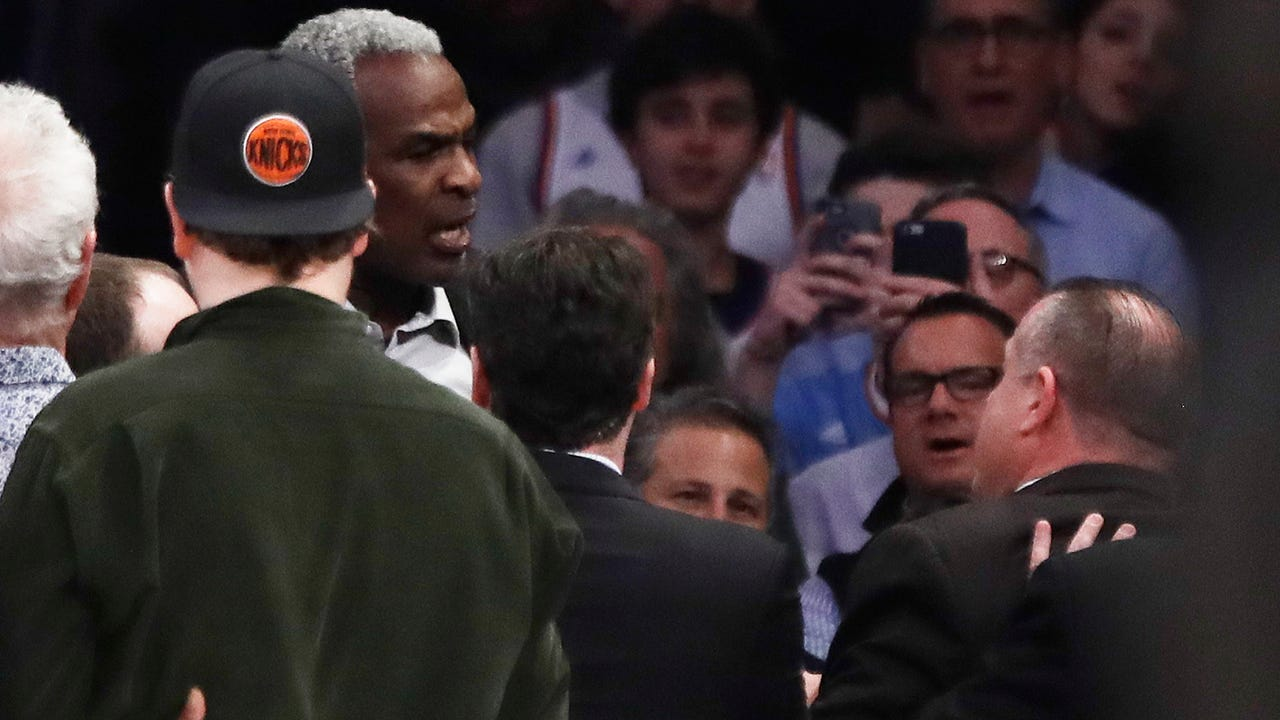 Twitter reaction: Charles Oakley arrested at MSG