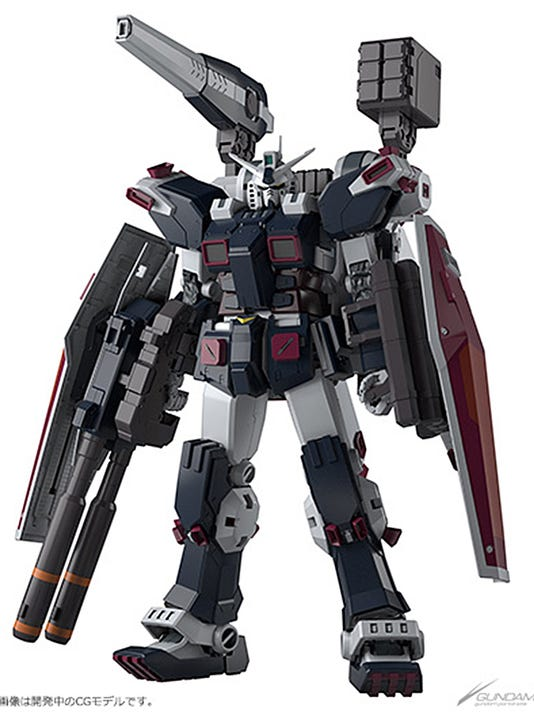 Master Grade Full Armor Gundam Version Ka