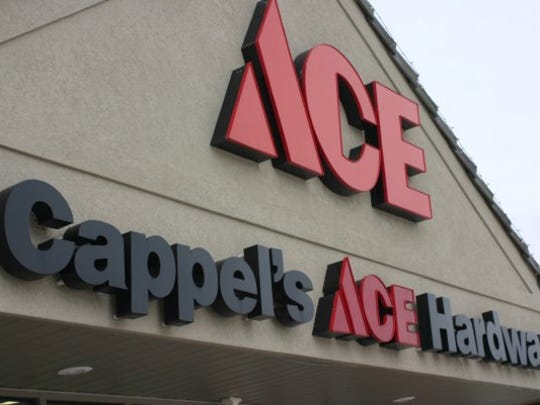 Cappel's Ace Hardware has moved to a new location in