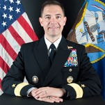 Lanier graduate promoted to rear admiral