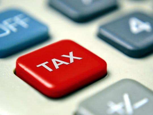 taxes keys