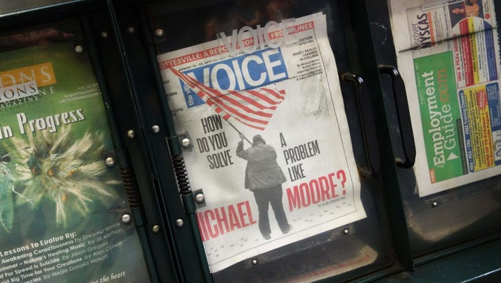 'The Village Voice' to end free print publication