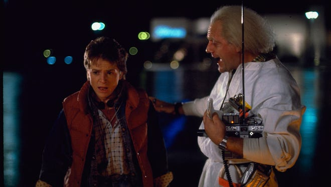 'Back to the Future.'