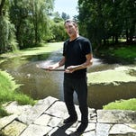 Michigan house's pond may contain mammoth bones