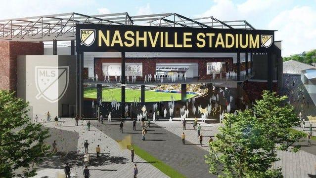 Nashville stadium