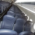 Spirit offers pitch of just 28 inches on some aircraft, though the silver lining is those seats don't recline.