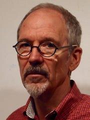 San Antonio-based sculptor and painter Larry Graeber