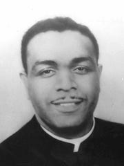 The Rev. Oliver Brown, in an undated file photo.