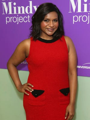 Mindy Kaling, seen here in June, is set for the final season of 'The Mindy Project.'