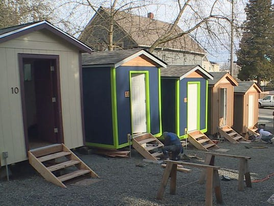 Renos Tiny House Village For The Homeless Seeks Community Donations