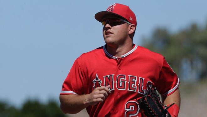 Mike Trout will be featured in a MLB Network Presents documentary titled Mike Trout: Millville to MVP.