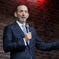 MLS talks expansion at meeting, winning bids forthcoming