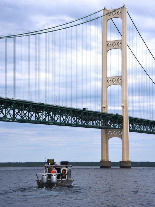 Enbridge pipeline survey