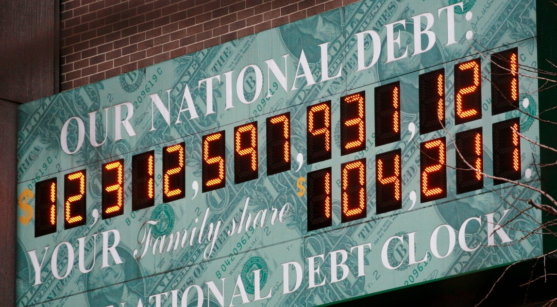 my opinion on the current options for the debt ceiling One particular proposal — tying spending caps and the debt ceiling to  i would  not tie current events to a working group that is looking for.