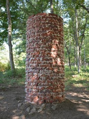 "Alison McNulty's ""Untitled (Hudson Valley Ghost Column"