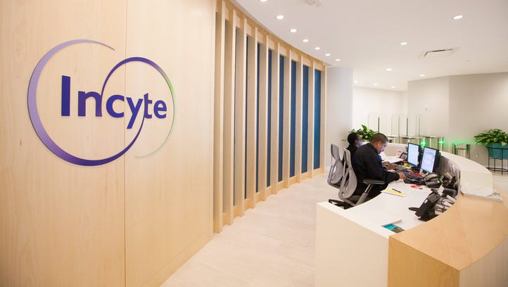 Incyte executives to speak at healthcare conferences
