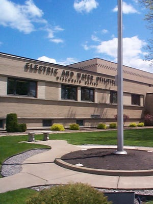 Wisconsin Rapids Water Works & Lighting Commission office.
