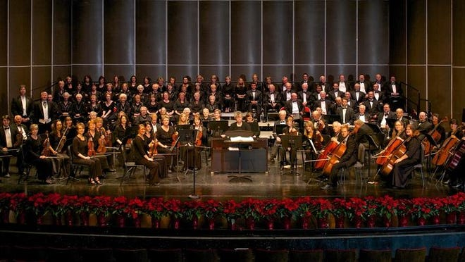 Southwest Symphony Orchestra and Messiah Chorale.