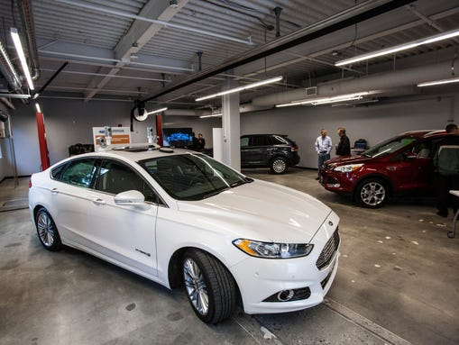 Ford S New Silicon Valley Outpost Seeks Tech Talent