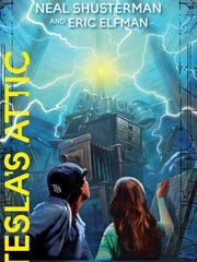 By Neal Shusterman and Eric Elfman
