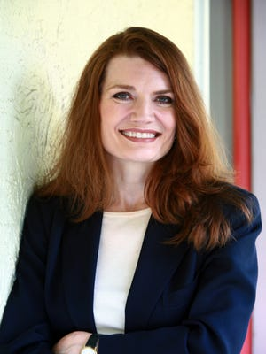 Author Jeannette Walls will be the keynote speaker at the Power of the Purse luncheon Thursday.