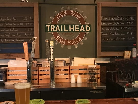 WDVX partners with Trailhead Beer Market to host a weekly Vinyl Night. Every Tuesday from 7 p.m. to close, a WDVX representative brings a bag of records and plays them. No specific genre required.