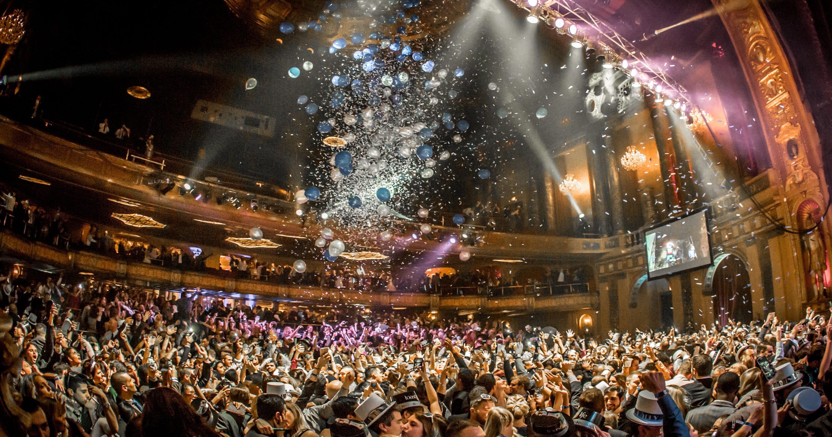 Things to do on New Year's Eve in metro Detroit