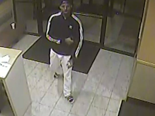 Anyone with information about the identity of the man