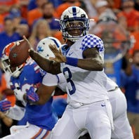 UK Insider: Quarterback Terry Wilson's turnovers are worth the payoff