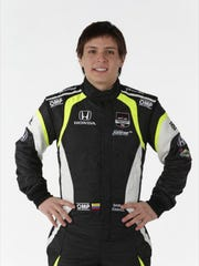 Gabby Chaves, a 21-year-old from Bogota, Colombia, won the Indy Lights championship last year before moving up to the top level in 2015.