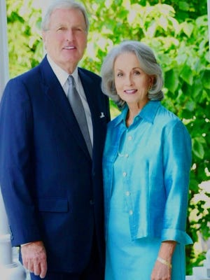 Ed and Andrea Loughry will be honored at the Excellence in Education gala on February 5, 2016.