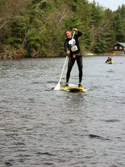 Stand up paddle boards are also part of the White Deer