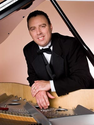 Dr. Marcos Daniel Flores will perform the Saint-Saëns Piano Concerto No. 2 at the April 15 concert.