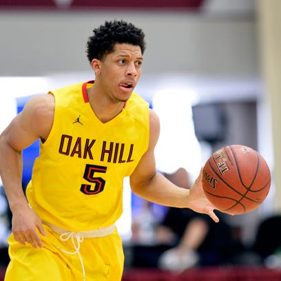 Oak Hill guard Lindell Wigginton is expected to make