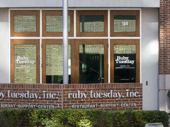 The former Ruby Tuesday headquarters at 150 Church