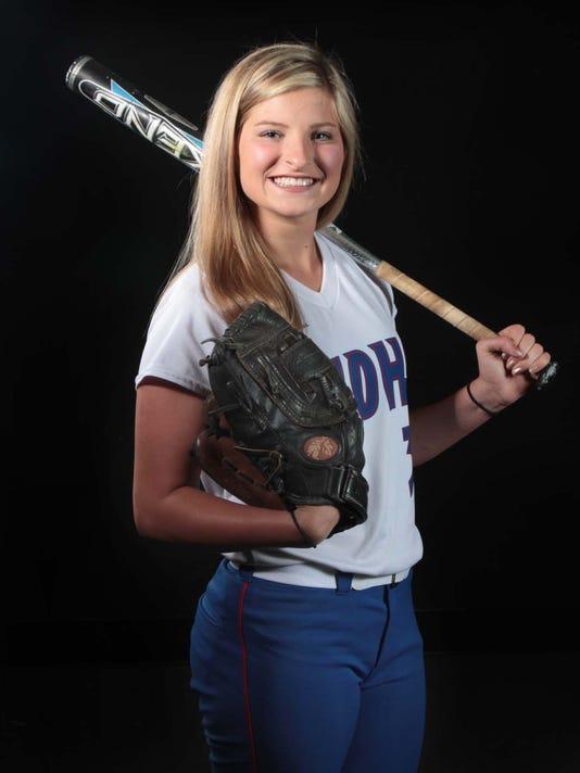 Rebecca Skains - All-NELA Softball Player of the Year