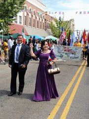 The Jackson International Food and Art Festival Co-Chairs