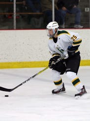St. Norbert College junior Sean Campbell is the top-scoring