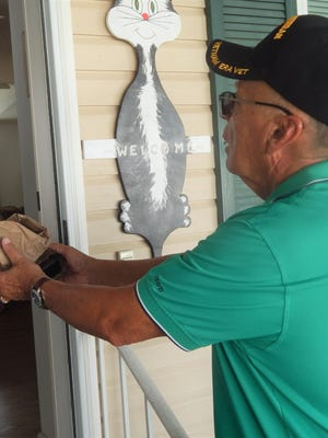 More volunteers are needed to deliver meals to older adults amid the coronavirus pandemic.