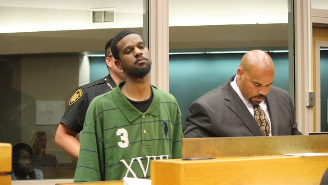 Rodney Arnold appeared in Hamilton County Municipal Court on Thursday morning.