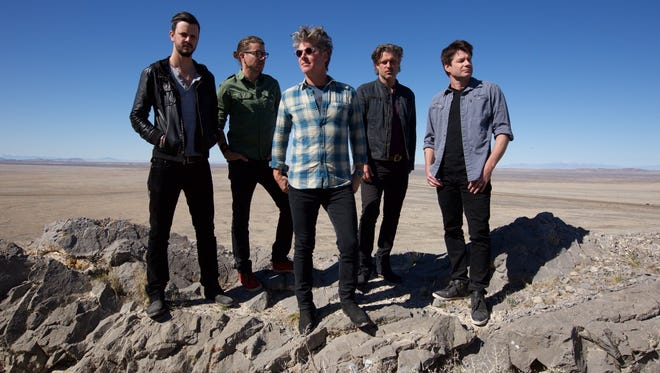 """Rock group Collective Soul will release its ninth studio album, """"See What You Started … By Continuing,"""" Oct. 2 on Vanguard Records"""