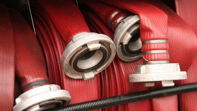 Neenah-Menasha Fire Rescue responded to a railroad car fire Sunday.