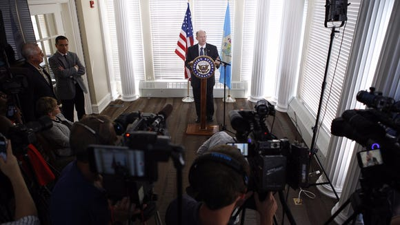 Sen. Chris Coons, D-Del., supports President Barack Obama's Iran nuclear deal.