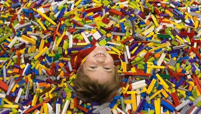 The Lego Creativity Tour.