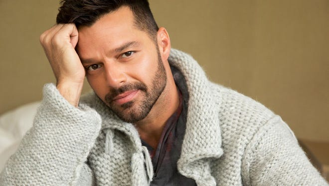 Latin pop superstar Ricky Martin is set to perform at 7:30 p.m. Sunday at the El Paso County Coliseum.