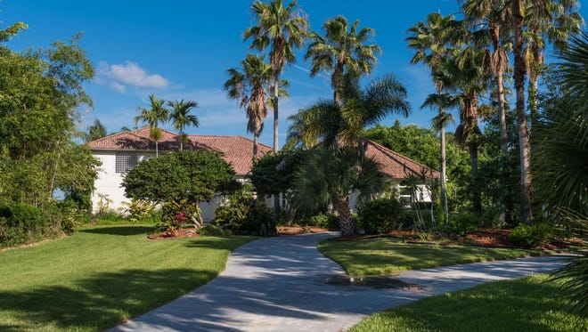 A photo provided by HGTV of the Merritt Island Dream Home prior to its remodel.